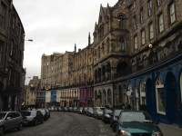 Edinburgh: a tale of two cities