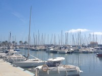 Rest and relaxation on the Catalan coast