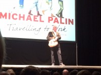 A date with the great Michael Palin