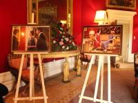 Basildon Park: Downton's 'London' home