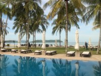 A little bit of luxury in Langkawi