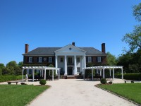 Boone Hall plantation house aka Allie's summer home