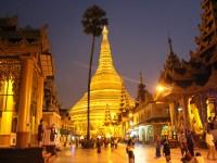 Yangon's amazing Shwedagon Pagoda