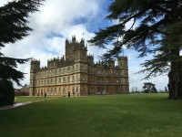 Discovering the real Downton Abbey