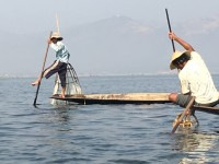 Learning about life on Inle Lake
