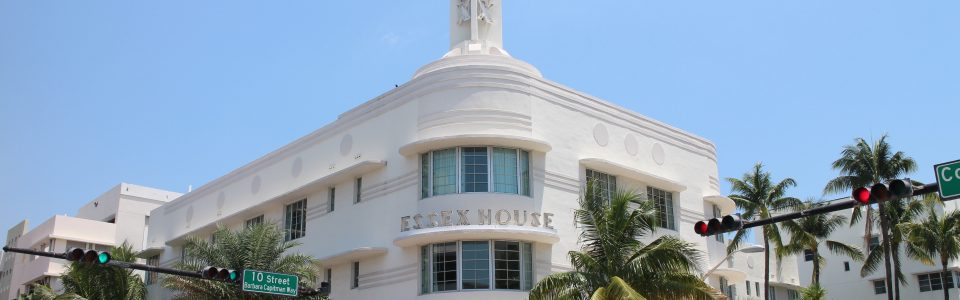 The cruise liner style Essex House
