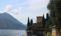 The stunning Villa Monastero in Varenna