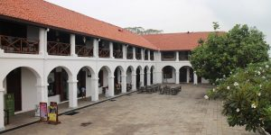 Gorgeous Galle Fort's cosmopolitan appeal