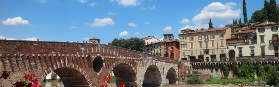 Falling in love with Verona
