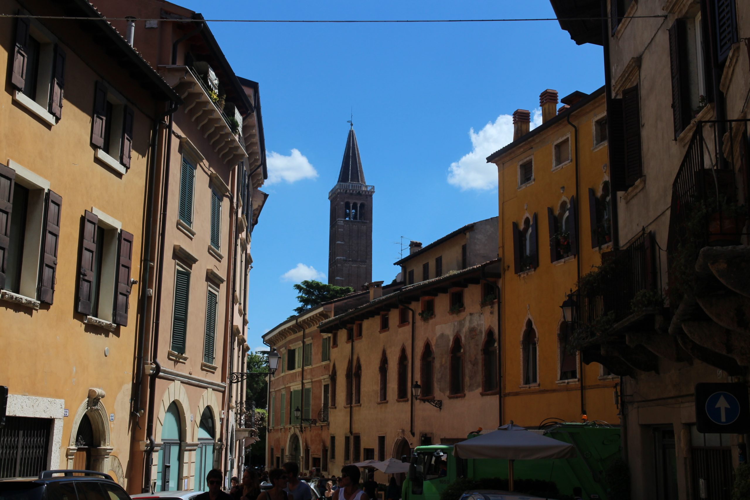 Falling In Love With Verona Travel Cocktail
