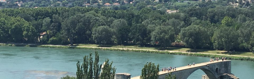 Avignon: a picture perfect piece of Provence
