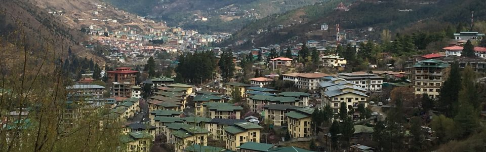 Tales from Thimphu: getting to know Bhutan