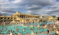 Budapest: bridges, boulevards, bars and baths