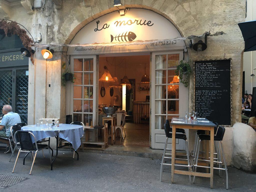La Morue, Montpellier
