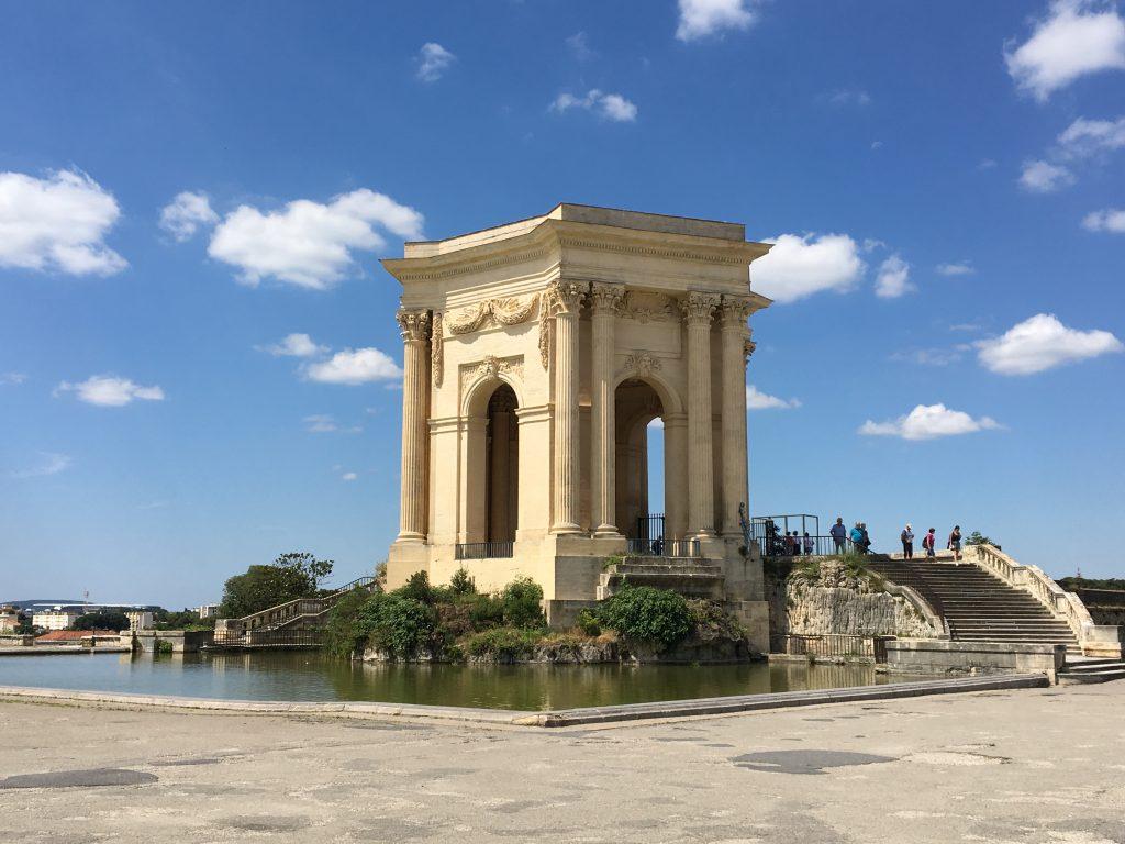 Château d'eau, Montpellier