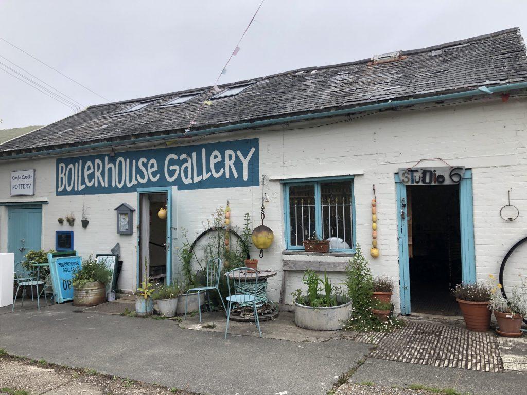 Boilerhouse Gallery, Corfe Castle
