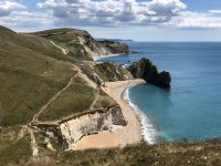 Dorset's spectacular Jurassic Coast