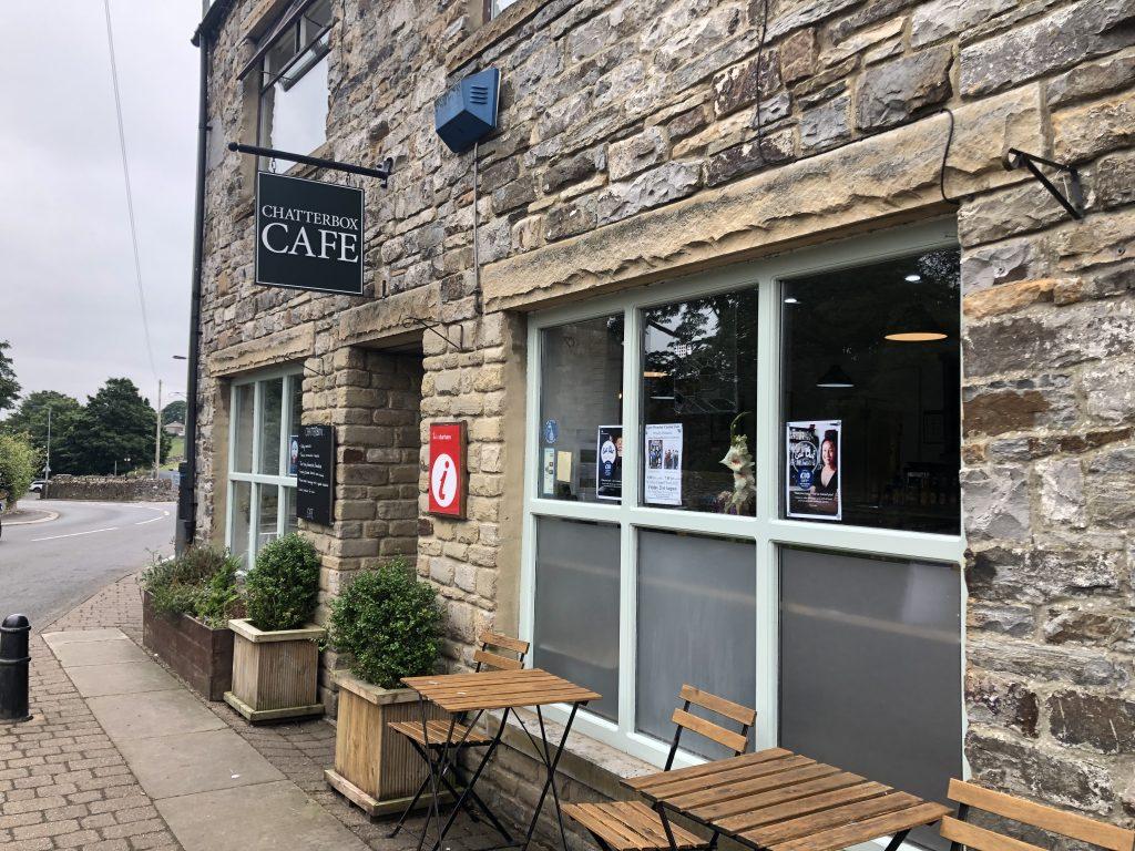 Chatterbox Cafe, St John's Chapel