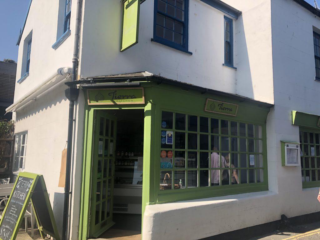 Tierra Kitchen, Lyme Regis