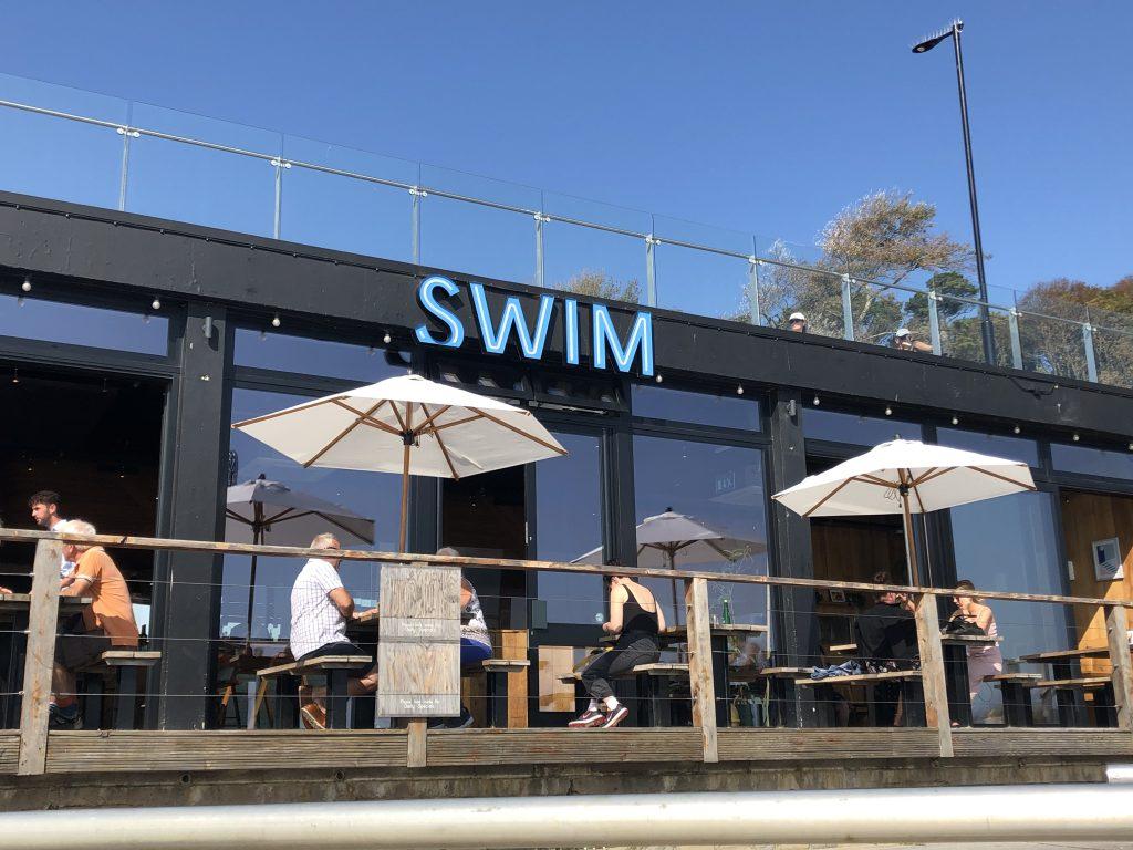 Swim, Lyme Regis