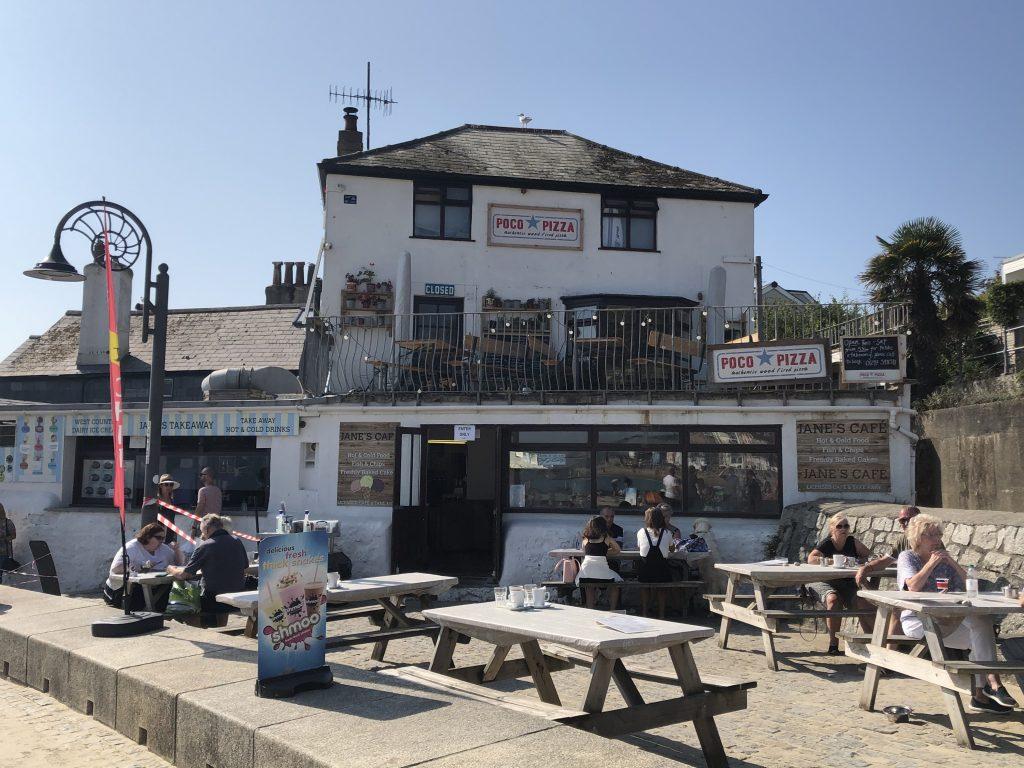Poco Pizza, Lyme Regis