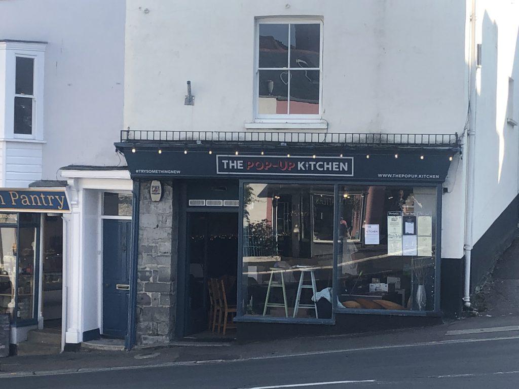 Pop-up Kitchen, Lyme Regis