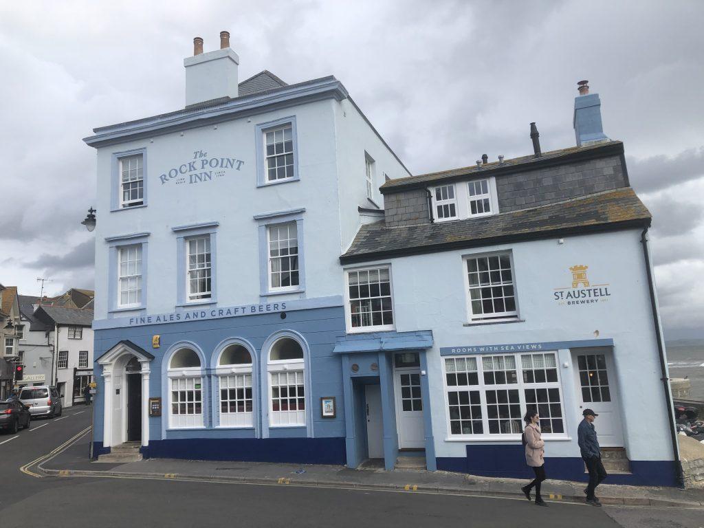 Rockpoint Inn, Lyme Regis