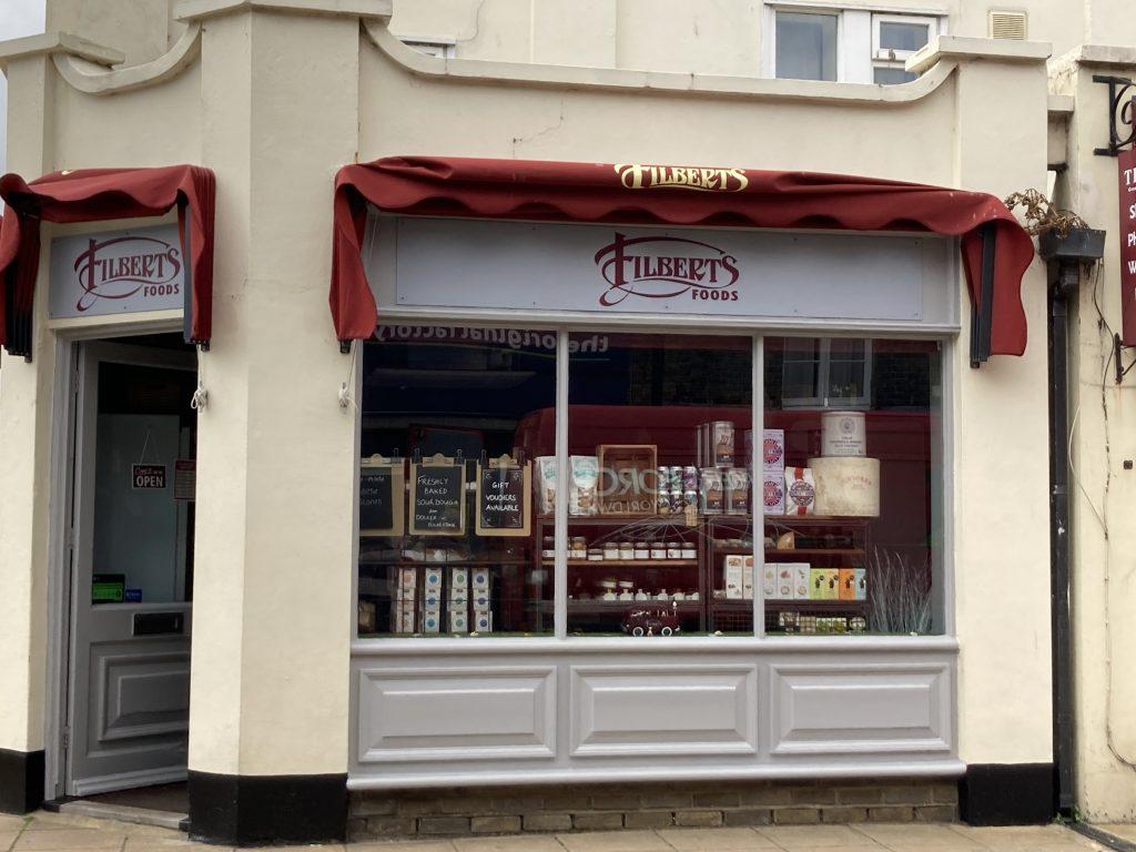 Filberts Fine Foods, Deal