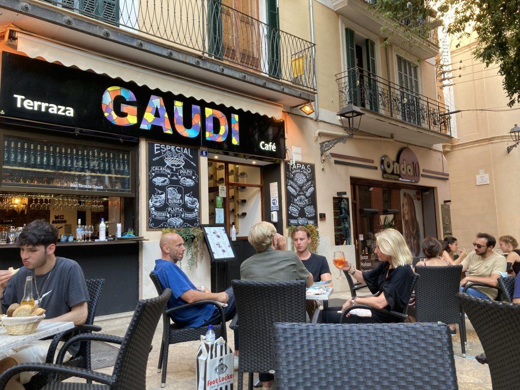 Gaudi, Palma