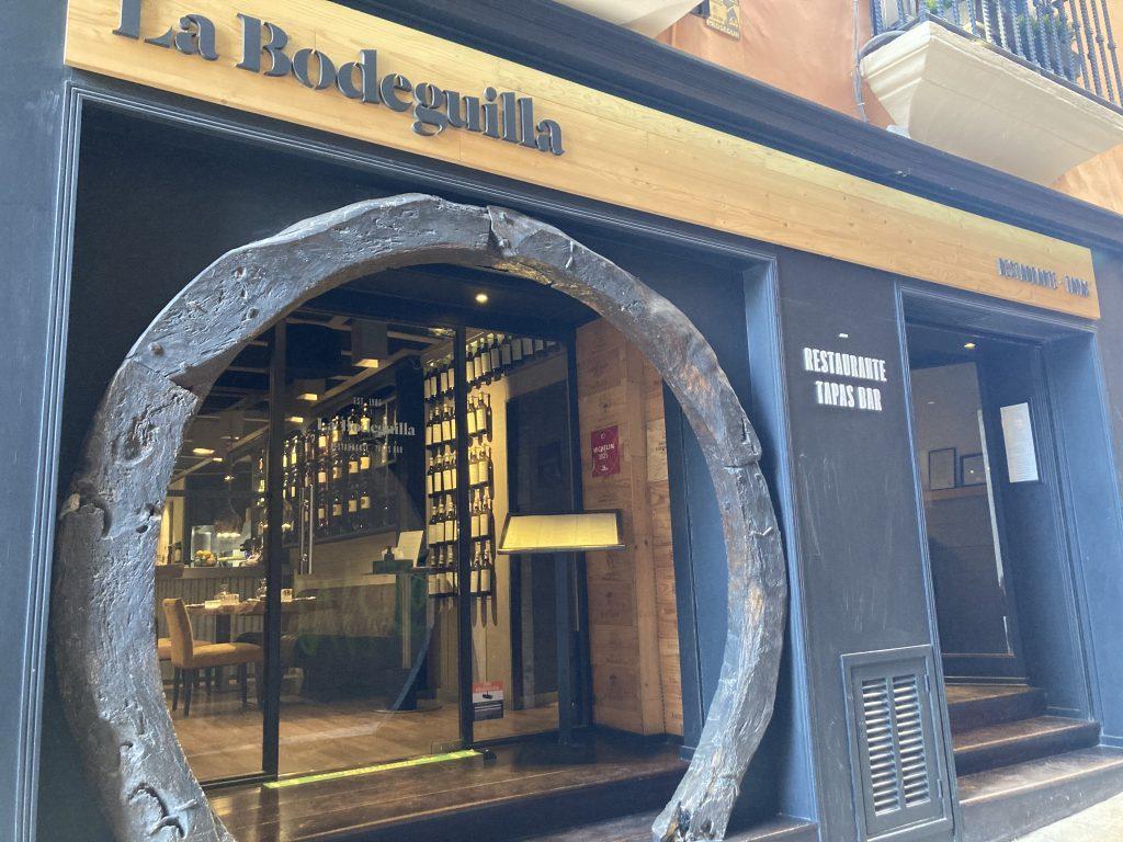 La Bodeguilla, Palma