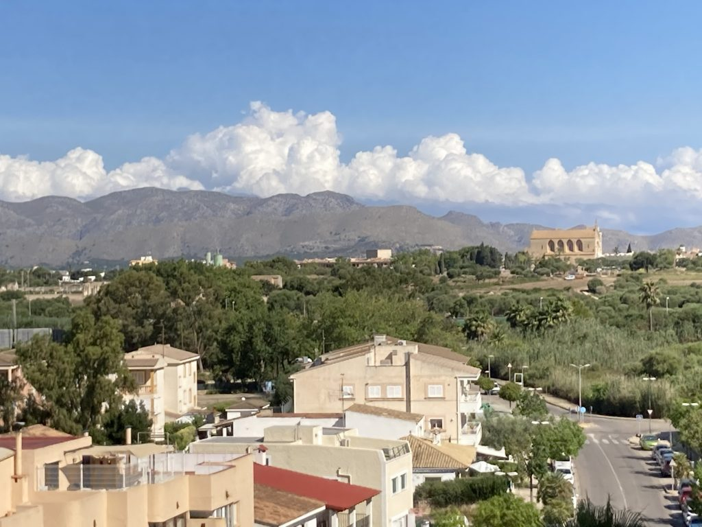View of San Jaume, Alcudia