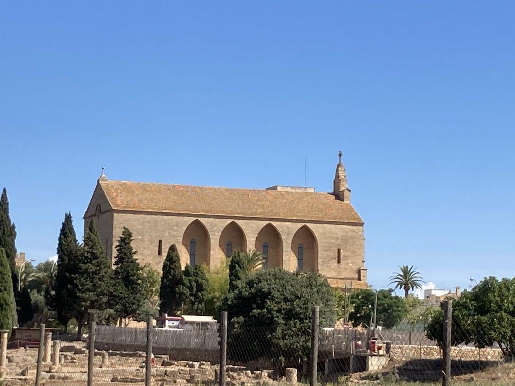 Sant Jaume chuch, Alcudia